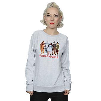 The Wizard Of Oz Women's Squad Goals Sweatshirt