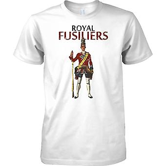 Royal Fusilier - brittiska armén infanteri - Mens T Shirt