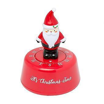 Eddingtons Father Christmas Kitchen Timer