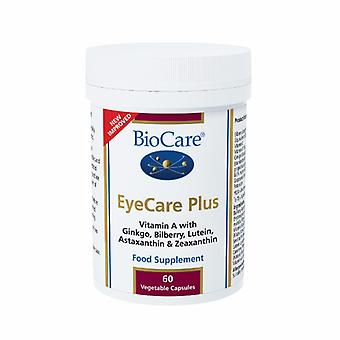 Biocare EyeCare Plus(eye support with Vitaflavan), 60 Vegetable Capsules