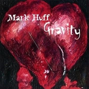 Mark Huff - Gravity [CD] USA import