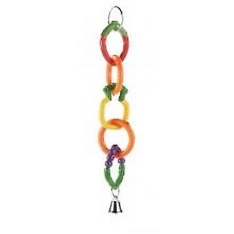 Caldex Classic Fruity Birds Swing Rings - Large