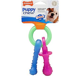 Interpet Limited Nylabone Puppy Teething Pacifier Chews