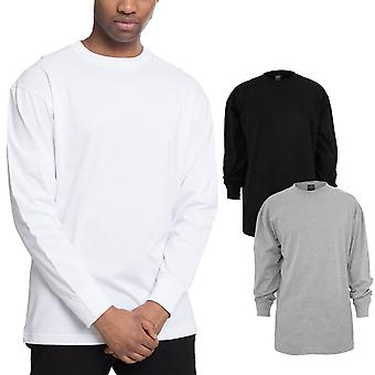 Urban classics - big & tall hip hop long sleeve