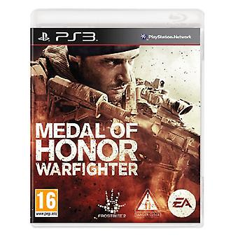 Medal of Honor Warfighter (PS3)-fabriken förseglad