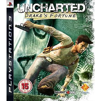 Uncharted Drakes Fortune (PS3) - New