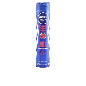 Nivea mænd tør indvirkning Deo Spray 200 Ml For mænd