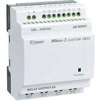 Crouzet 88970021 Millenium 3 CB12 R PLC controller 24 V DC