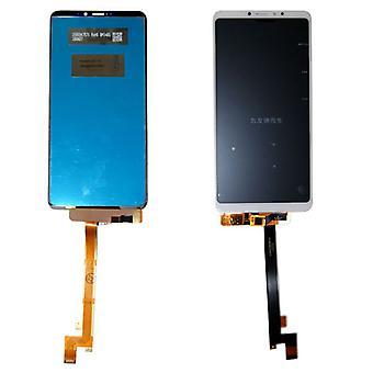 Para exibição de reparação Xiaomi MI MAX 3 unidade completa LCD touch branca substituição nova