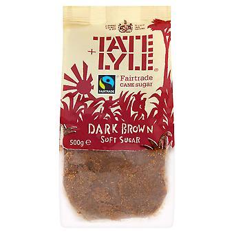 Tate & Lyle Fairtrade Dark Soft Brown Sugar