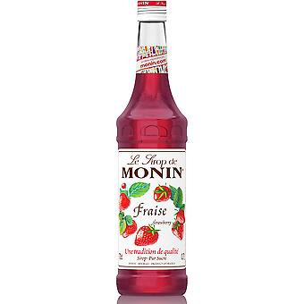 Monin Strawberry Syrup
