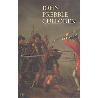 Culloden durch John Prebble - 9780712668200 Buch