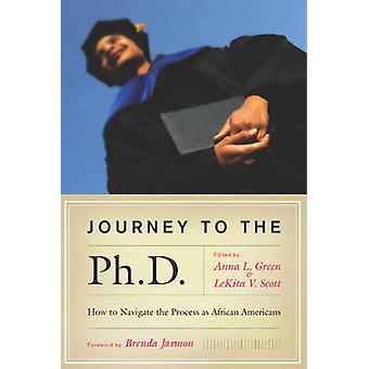 Reis naar de Ph.D. - hoe om te navigeren van het proces als Afrikaanse Amerikaan