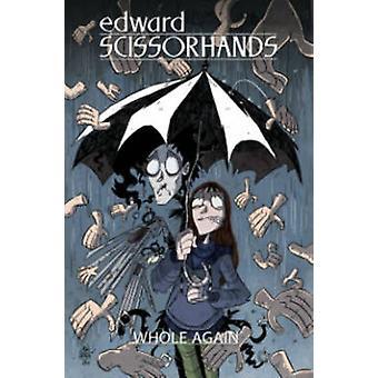 Edward Scissorhands - Volume 2 - tutto di nuovo da Drew Rausch - Kate Leth