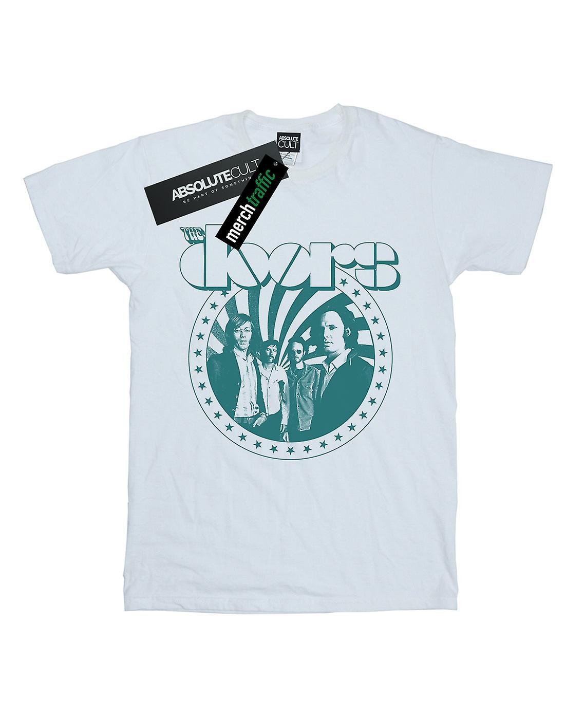 The Doors Girls Stars Spiral T-Shirt