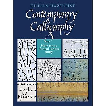 Samtida kalligrafi: Hur du använder formella skript idag