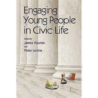 Impliquer les jeunes dans la vie civique