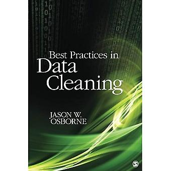 Best Practices in Data Cleaning: A Complete Guide to Everything You to vor und Need nach der Erfassung Ihrer Daten