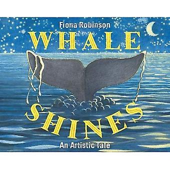 Walvis schijnt: Een artistiek verhaal