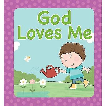 God Loves Me (Talking with God)