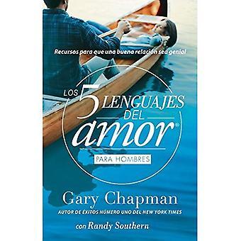 5 Lenguajes de Amor, Los Para Hombre Revisado 5 Love Languages: For Men Revised: Recursos Para Que Una Relacion Sea Genial