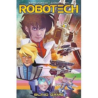 Robotech volym 3 - Blind spel