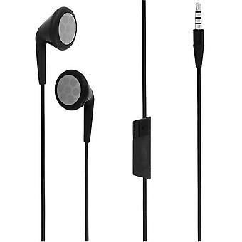 OEM Blackberry Premium Stereo Headset Headphone with Answer/end Button - 3.5mm Universal