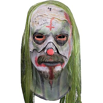 Rob Zombie Psycho Head Mask For Adults.