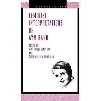 Interprétations féministes d'Ayn Rand par Gladstein & R. Mimi