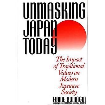 Demaskierung Japan heute die Auswirkungen der traditionellen Werte auf die moderne japanische Gesellschaft durch Kumagai & Fumie