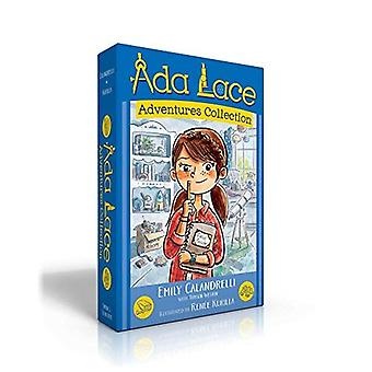 ADA Lace Adventures Collection: ADA Lace, på fallet; ADA Lace ser röd; ADA Lace, ta mig till din ledare; ADA Lace och det omöjliga uppdraget (ADA Lace Adventure)