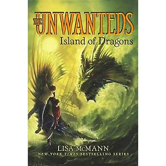 The Island of Dragons by Lisa McMann - 9780606397612 Book