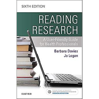 Reading Research - A User-Friendly Guide for Health Professionals by B