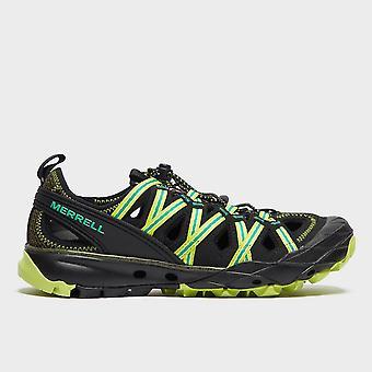 New Merrell Men's Choprock Walking Sandal Dark Green