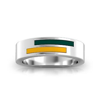 Oakland Athletics Ring In Sterling Silver Design by BIXLER