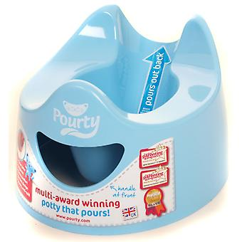 Pourty Potty - Blue