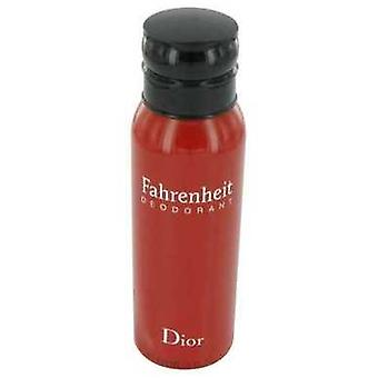 Fahrenheit By Christian Dior Deodorant Spray 5 Oz (men) V728-446636