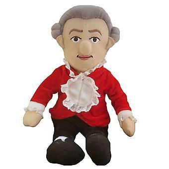 Plüsch - kleiner Denker - Mozart soft Doll Spielzeug Geschenke lizenziert neue 0083