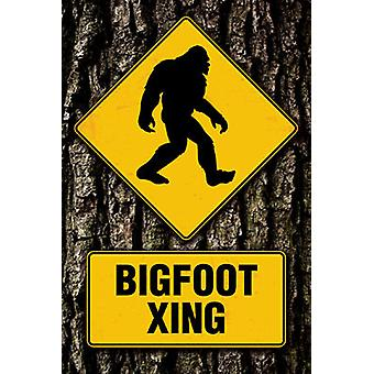 Poster - Bigfoot - Crossing Wall Art Licensed Gifts Toys 241340
