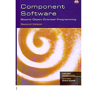 Component Software: Beyond Object-Oriented Programming (paperback)