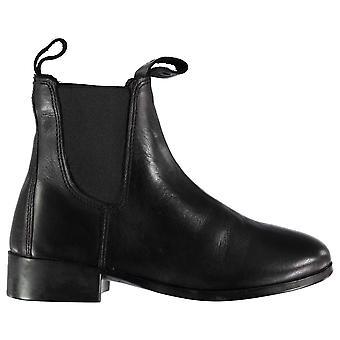 Dublin Kids Elevation II Jodhpur Boots Junior Shoes