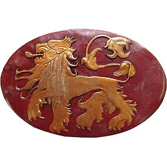 Game of Thrones Lannister Shield Pin Replica