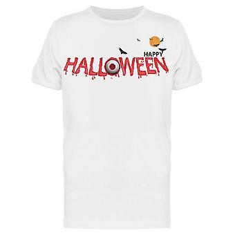 Halloween Eye Tee Men's -Image by Shutterstock