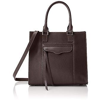 Chicca Bags 8883 Brown Women's shoulder bag (Tmoro) 27x24x19 cm (W x H x L)
