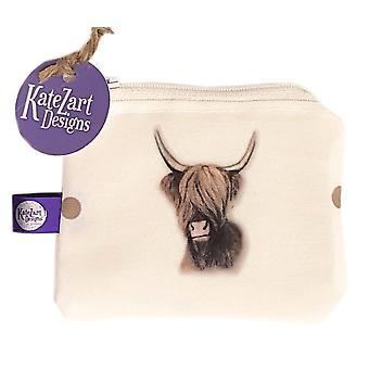 KateZart Designs Highland Cow veske