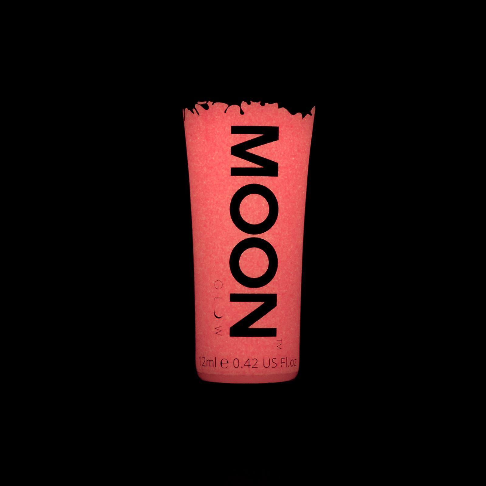 Moon Glow - 12ml Glow in the Dark Face & Body Paint - Pink
