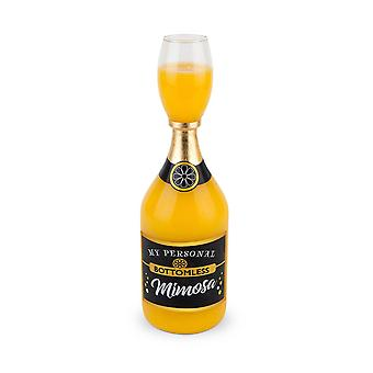My Personal Bottomless Mimosa Glass
