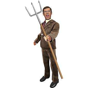 "Anchorman 8"" Retro Style Brick Tamland Actionfigur"