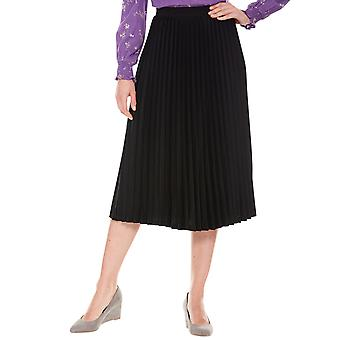Chums Dames Jersey Rok Sunray Permanent Pleat