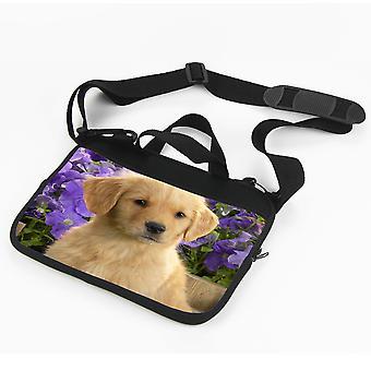 Hund valp Laptopfodral  - Pug hund Dataväska laptopväska 13''
